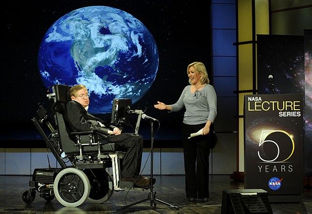 Stephen Hawking ostrzegał przez zmianami klimatu